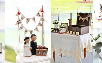 Personalised event styling and service by A&K