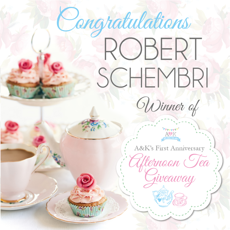A&K Lolly Buffet Afternoon Tea Giveaway