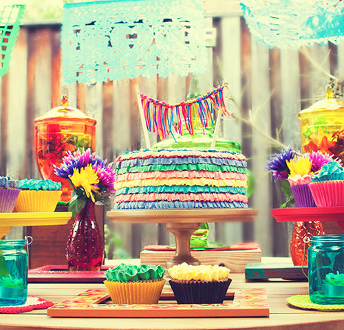 July Mexican themed Birthday party by A&K Lolly Buffet