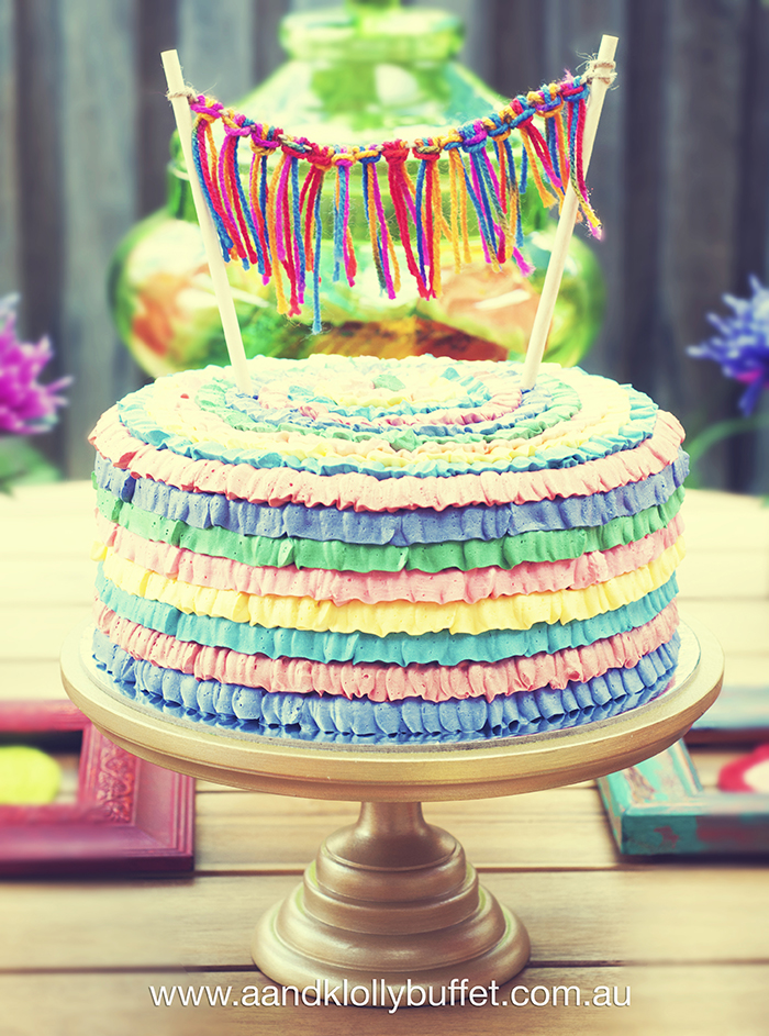 Mexican Fiesta Birthday Party By A K Piñata Cake