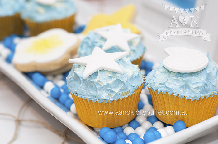 WSC's Aussie Beach Themed Summer Christmas Party by A&K Lolly Buffet