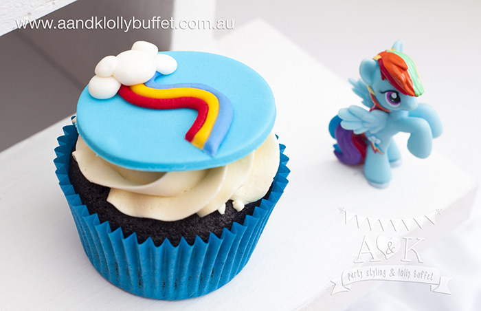 My Little Pony Cake Family